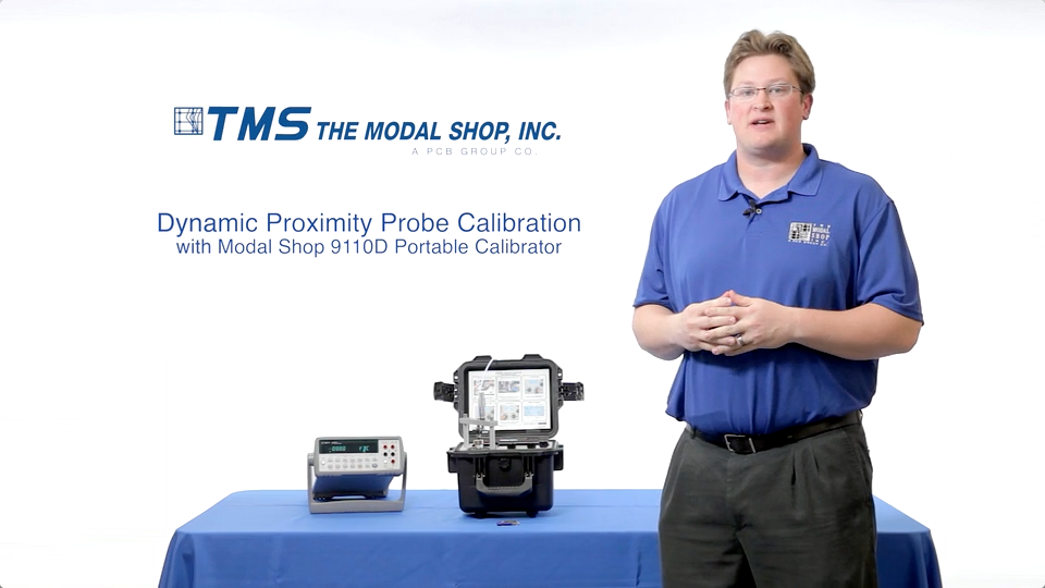 Dynamic Proximity Probe Calibration